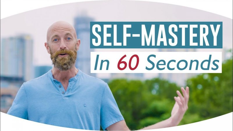 Mind Vitamin: 60 Seconds to Self-Mastery