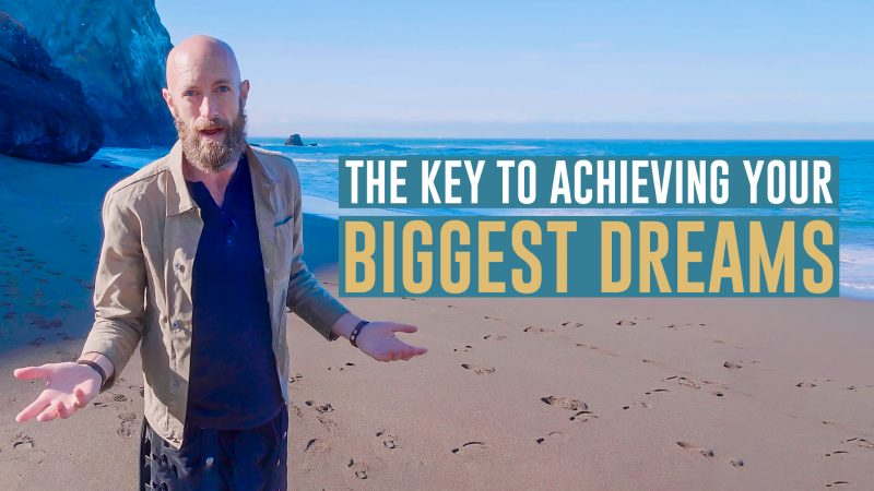 Mind Vitamin: The Key to Achieving Your Biggest Dreams